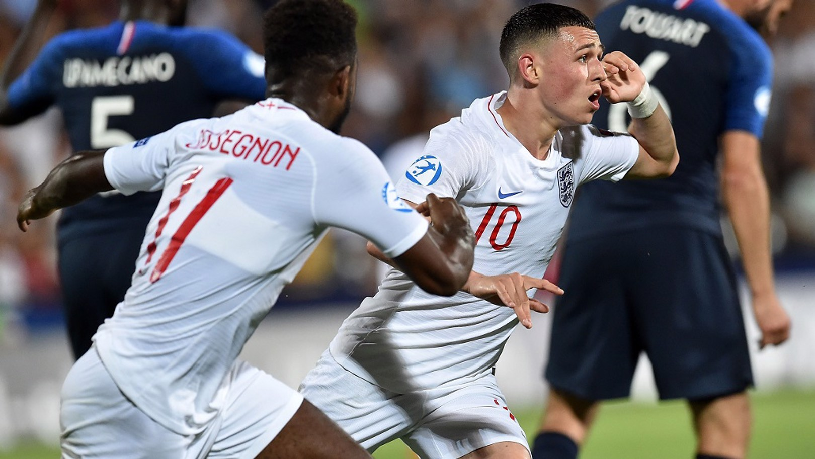 Brilliant Foden goal  not enough for England U21s