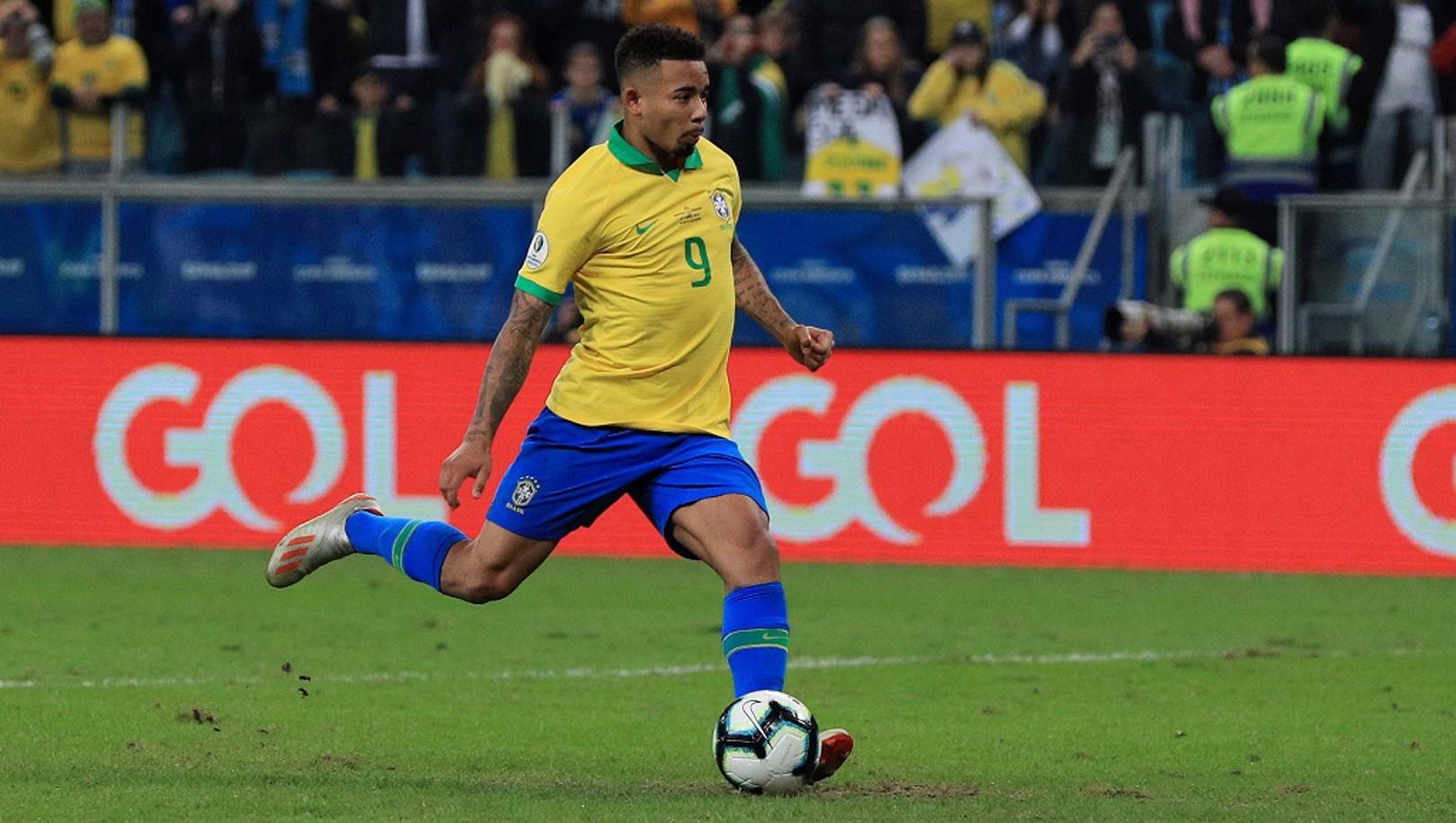 Gabriel Jesus héros du Brésil