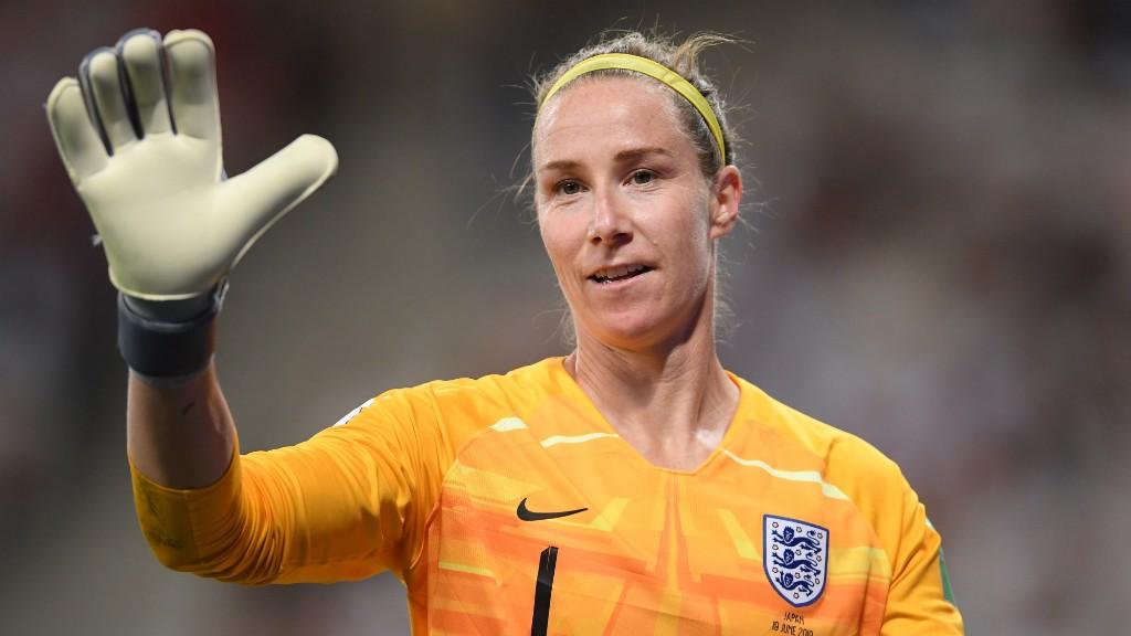 KB THE BEST: Karen Bardsley produced a superb display to preserve a clean sheet against Japan