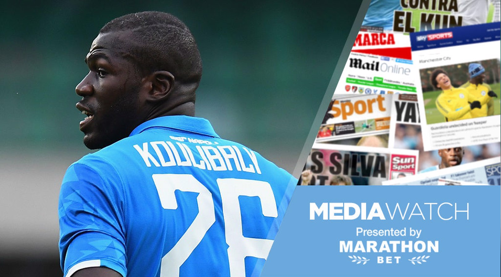 Gossip: City join race for Koulibaly?