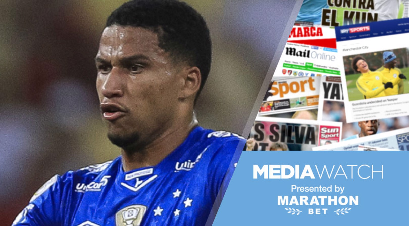 Media: Brazilian star lined up to replace skipper?