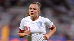 SUPER STANWAY: Phil Neville has tipped Georgia Stanway for a career of success