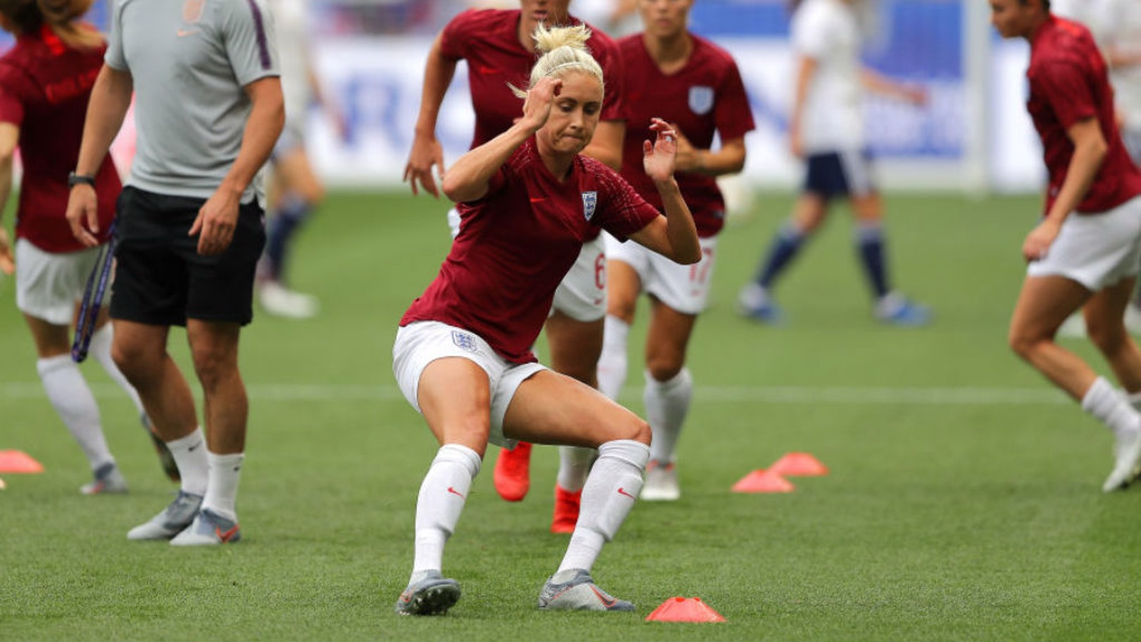 World Cup Daily: Houghton's England rally cry