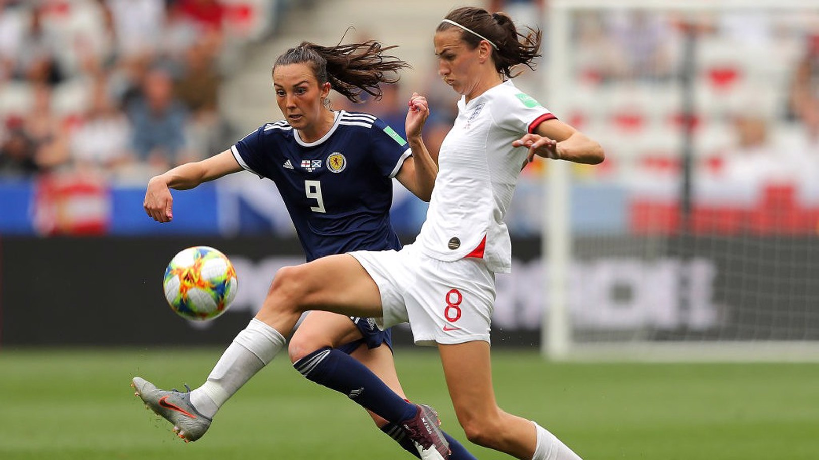 SHOWDOWN: England and Scotland face important games in their final group matches