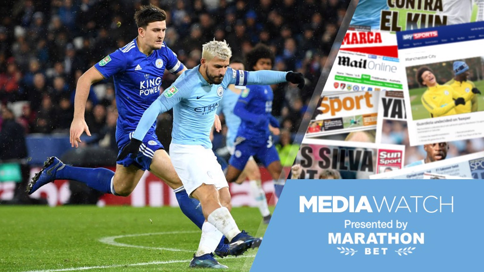 RUMOUR MILL: The press continue to link City with a move for Harry Maguire..