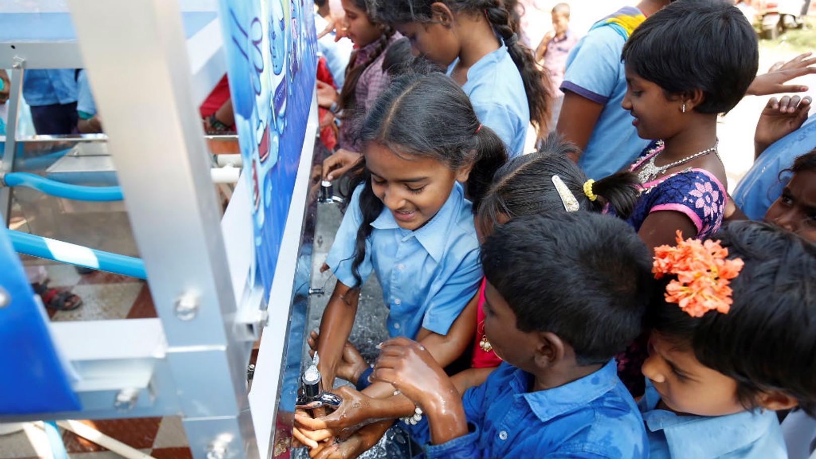 Cityzens Giving and Xylem bring fans to Bangalore
