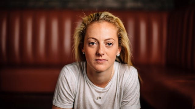 IWD: Keira Walsh talks to CityTV's Caroline Oatway about her school days and he early entry into sport