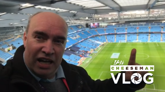 VIEW FROM THE ETIHAD: Cheesey is on a sight-seeing mission