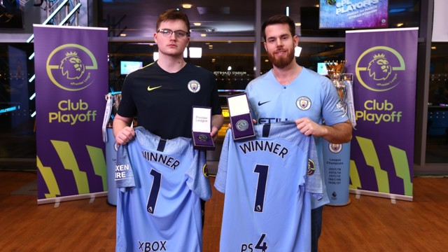 Man City eSports Team | Gaming