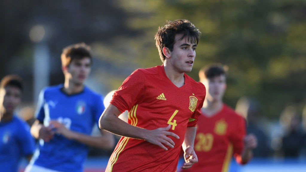 Spain have important EURO U19 qualifiers against Slovenia, Wales and Netherlands