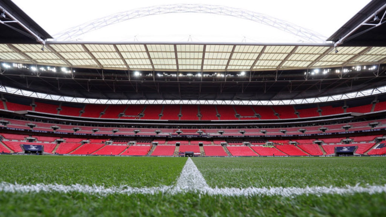 WEMBLEY: Tickets for the FA Cup semi-final against Brighton are now on general sale