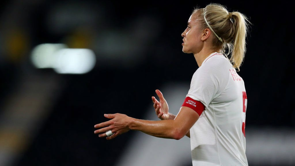 LIONESSES: Nine City players have been called up by Phil Neville