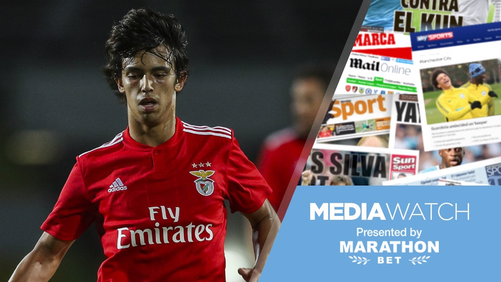 TARGET?: Allegedly, Joao Felix is wanted by City and United...
