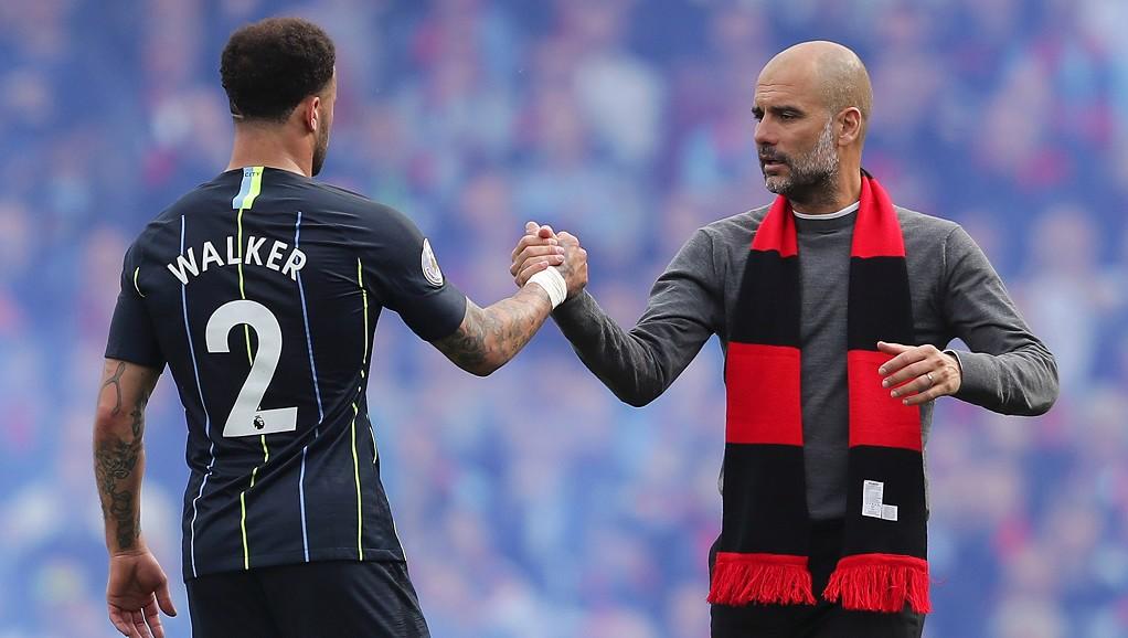 Sergio Aguero: Pep Guardiola hopes Man City forward not badly injured