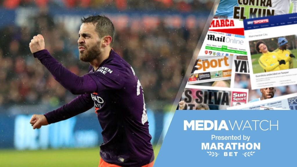 Media Watch  Bernardo - This season can be special - Manchester City FC b4721d5da