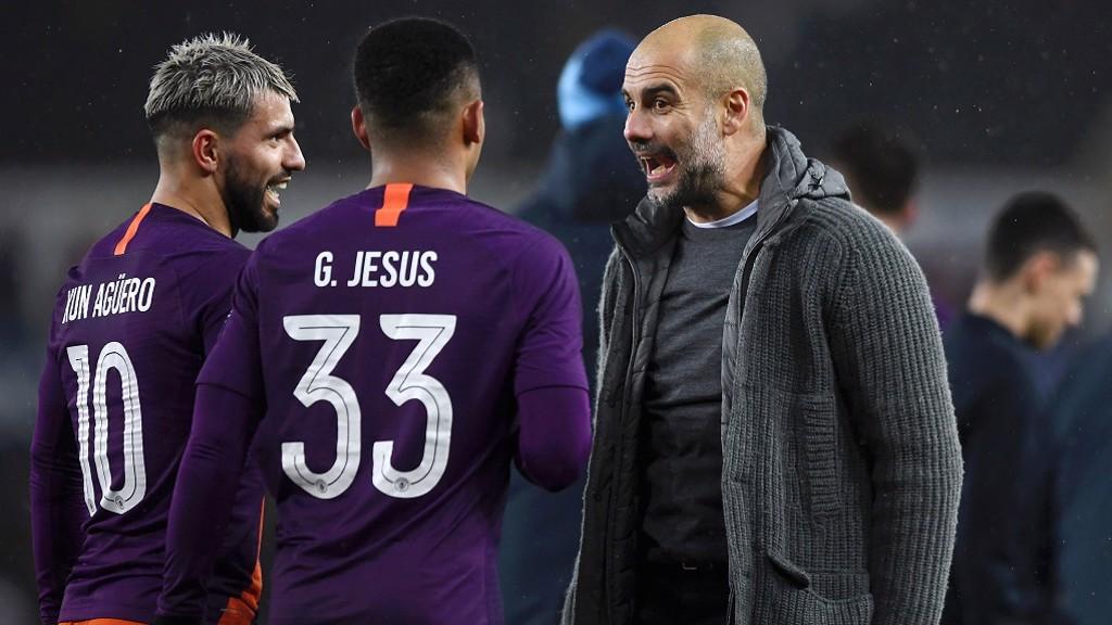 Guardiola praying for players  safe return Manchester City FC 2dfb3b6b1