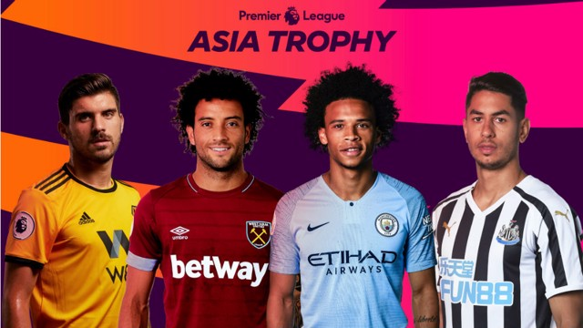 efc13b38b Premier League Asia Trophy tickets on pre-sale
