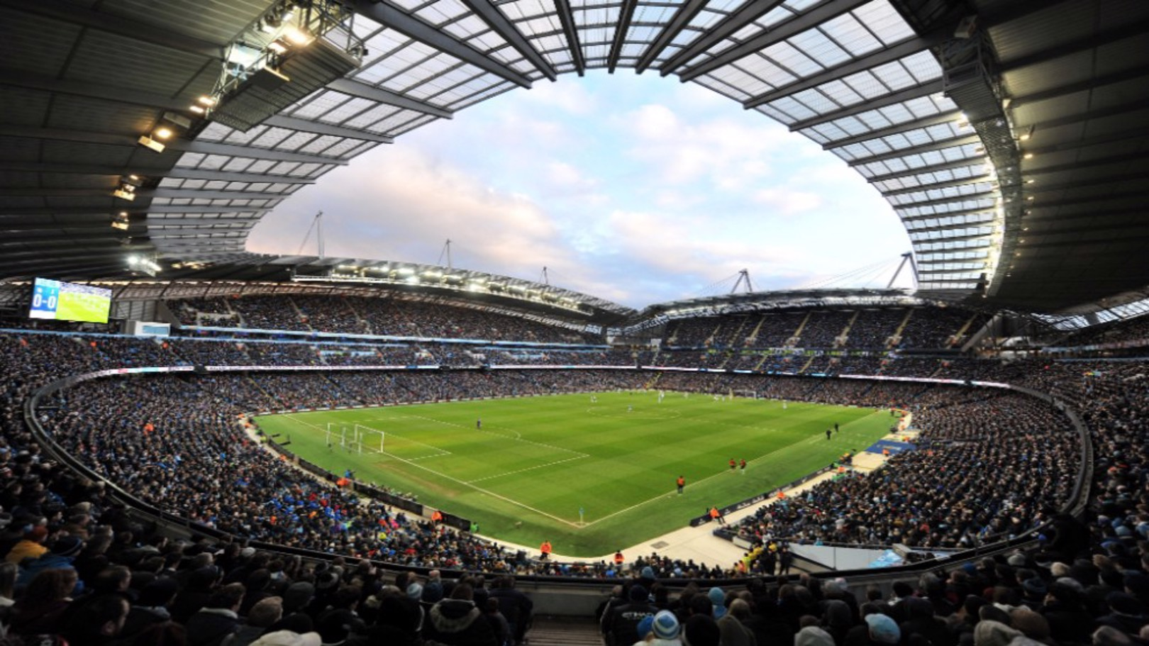 CLUB STATEMENT: Manchester City welcomes the opening of a formal UEFA investigation