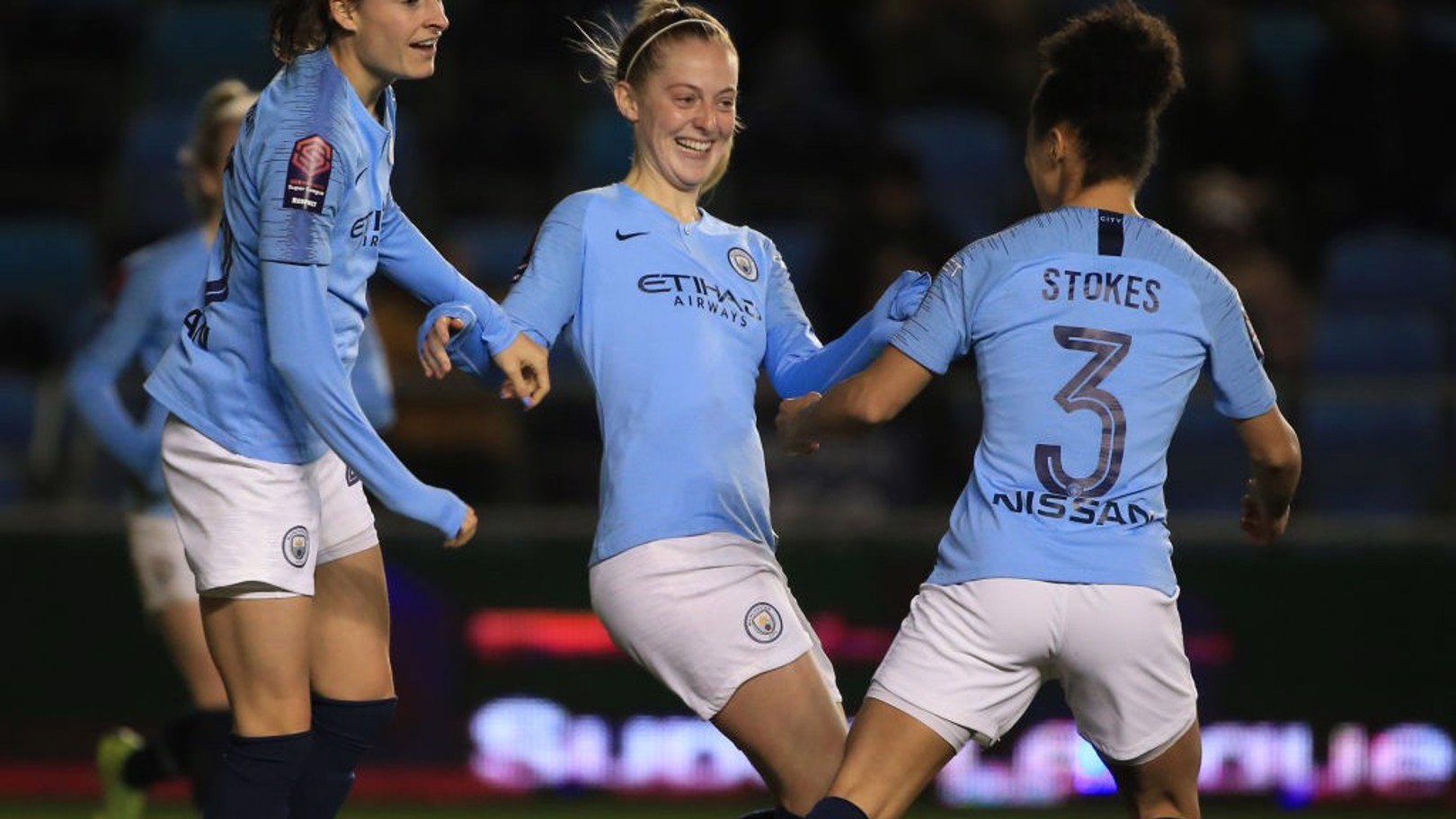 Walsh and Stokes up for PFA Player of the Month