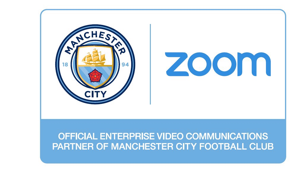95a9fc258a254b City secures global partnership with Zoom - Manchester City FC