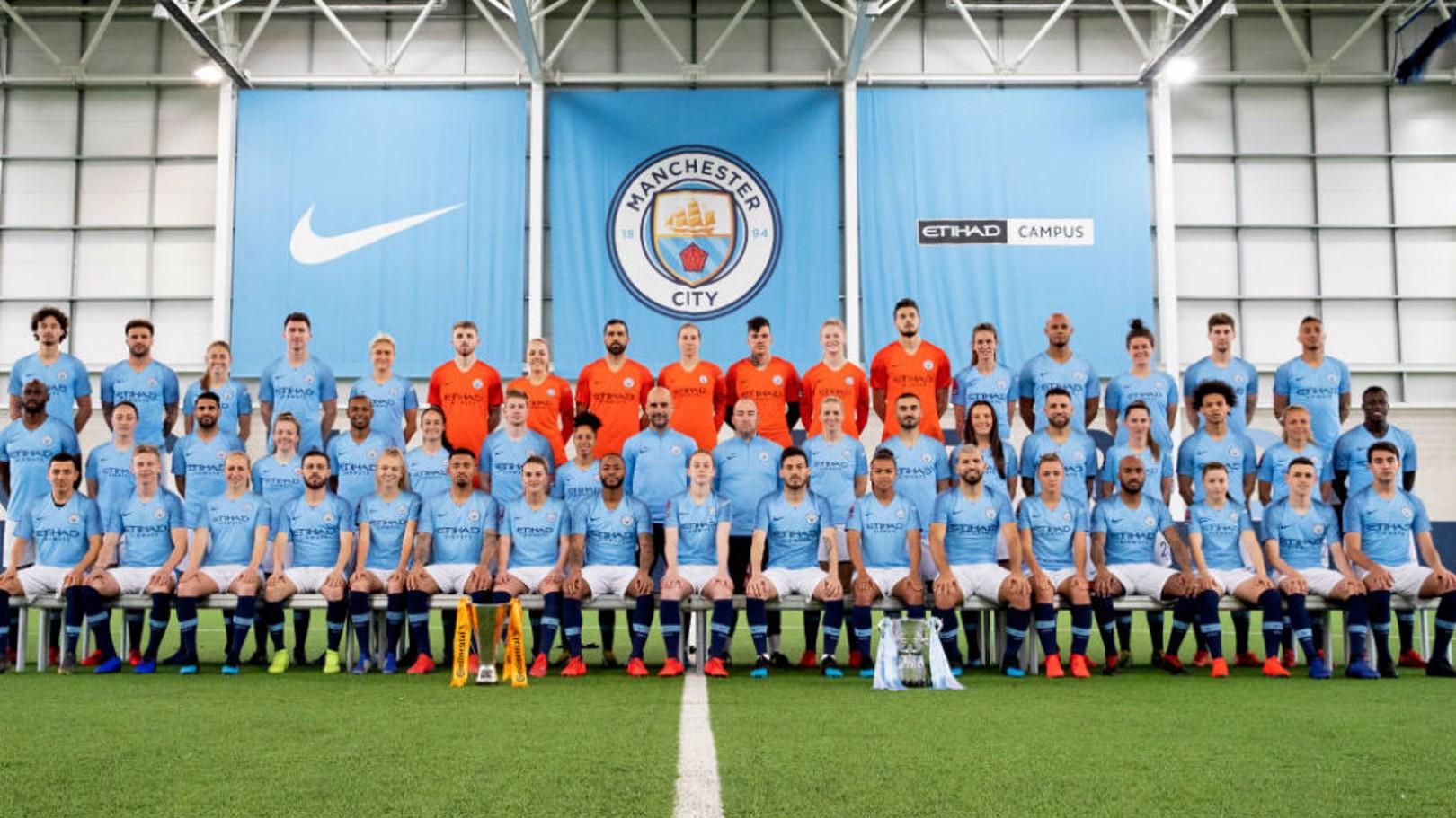Manchester City: Setiap gelar 18/19