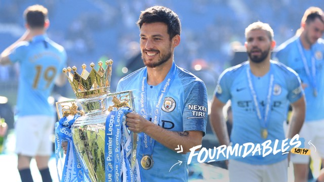 SEASON REVIEW: David Silva reflects on a remarkable campaign...