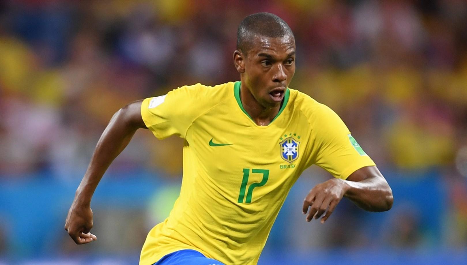 브라질 대표팀에 승선한 페르난지뉴