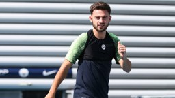 NEW DEAL: Patrick Roberts has extended his City contract