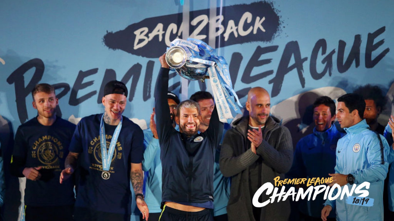 CHAMPIONS: City's dominance in this season's Premier League underlined by stats