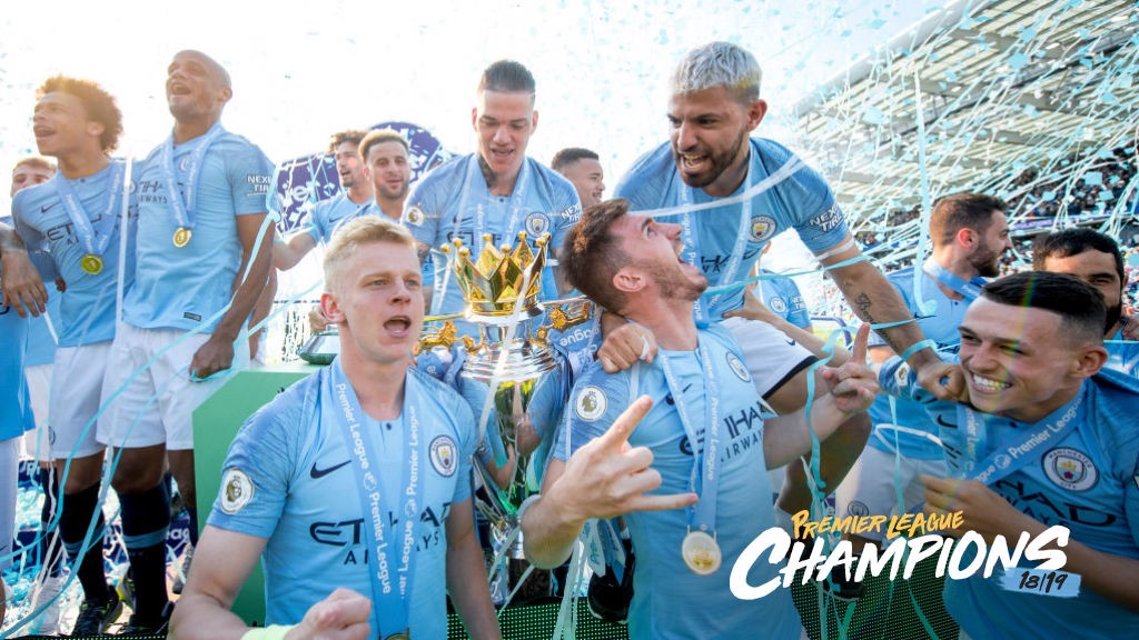 PARADE: Details of our Premier League title parade have been released