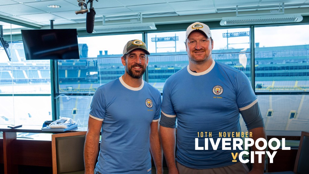GREEN BAY BLUES: Aaron Rodgers and Bryan Bulaga