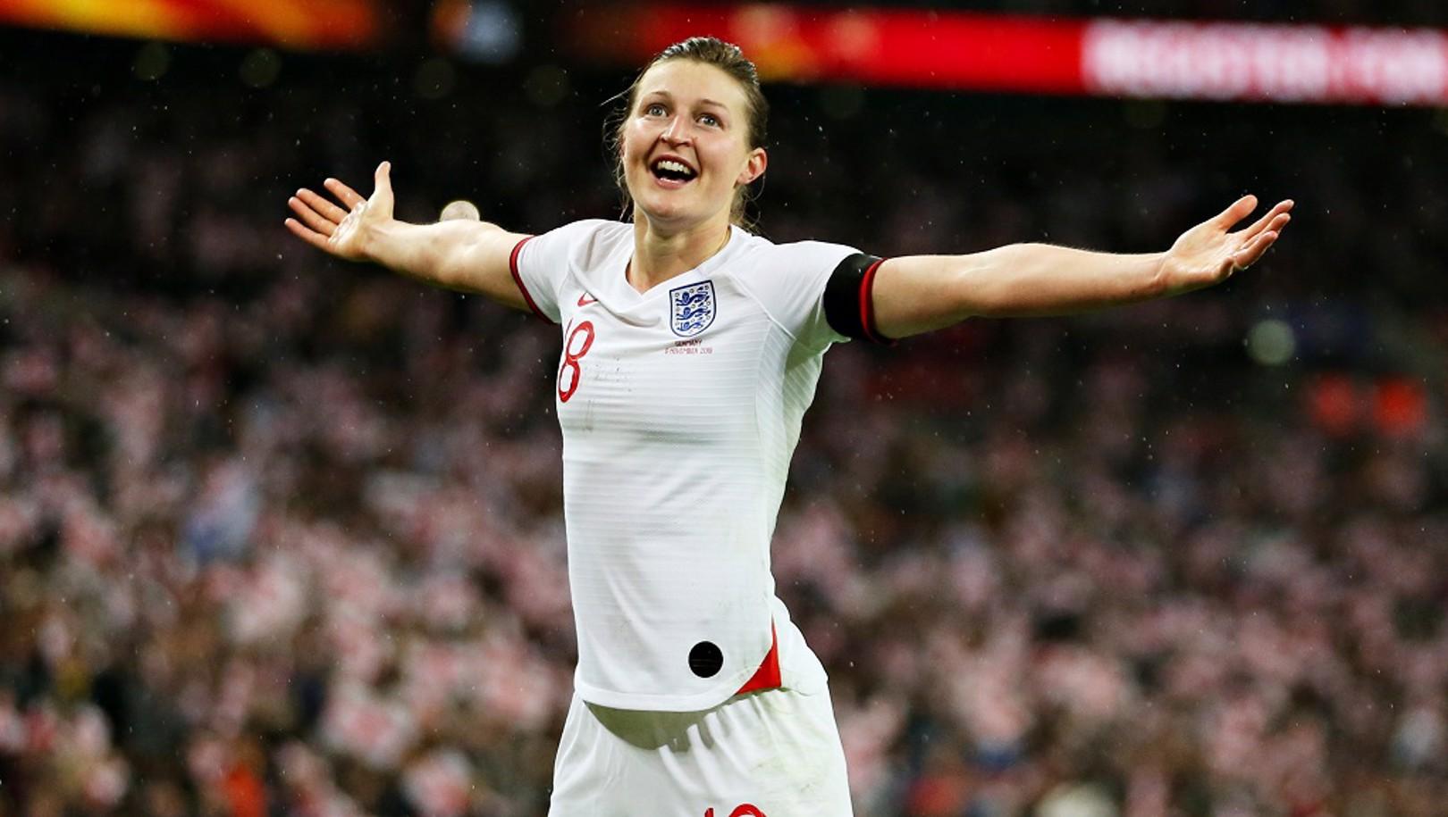 ELLEN BACK! City striker Ellen White - a natural-born goal-scorer