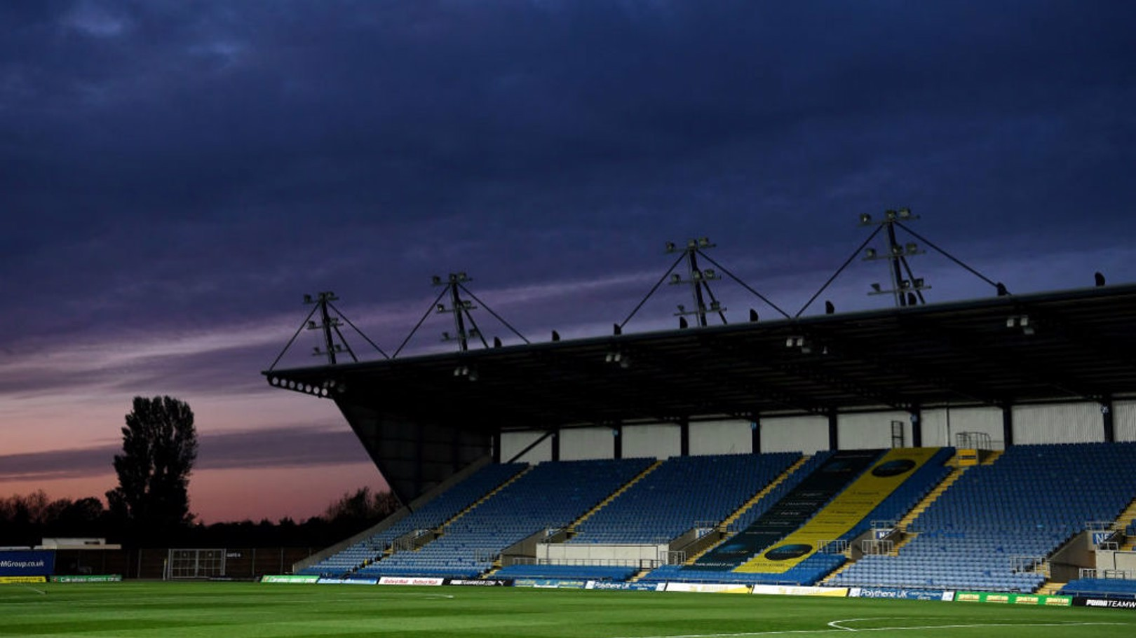 SOLD OUT: Our game at the Kassam Stadium is sold out