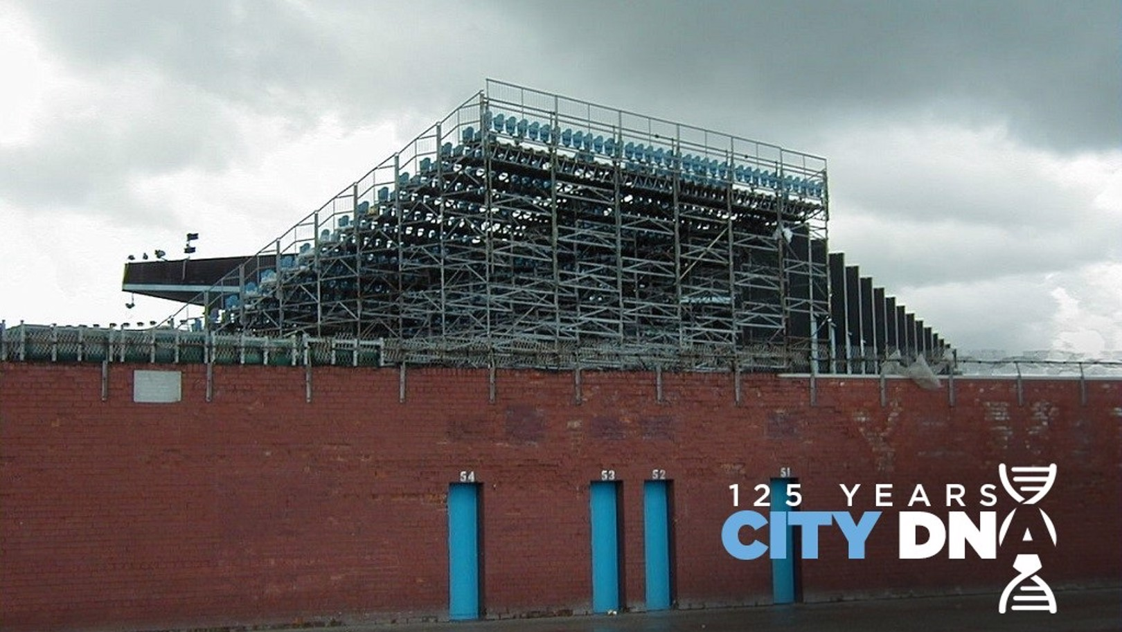 City DNA #33: The Gene Kelly Stand