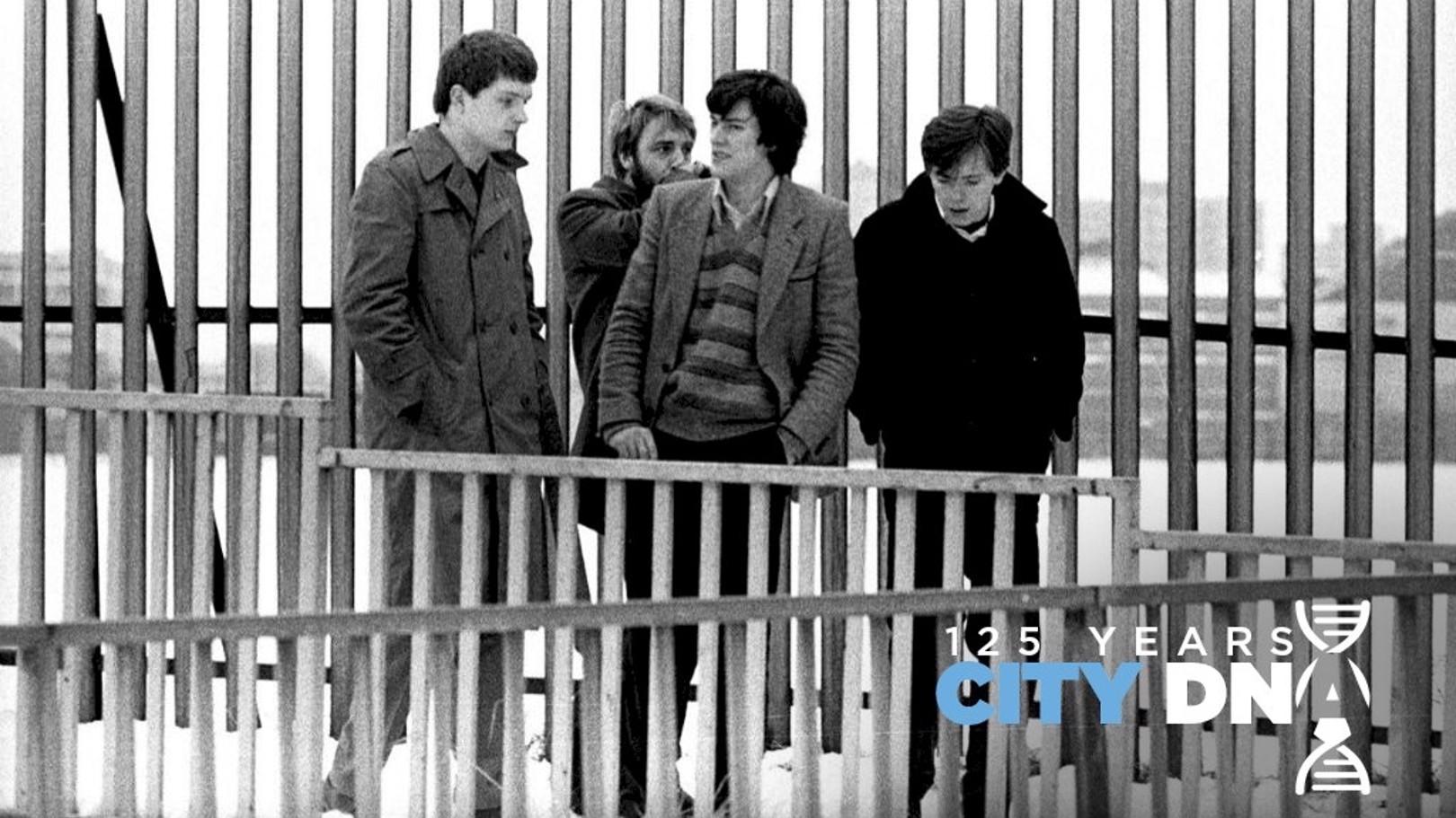 City DNA #28: Ian Curtis