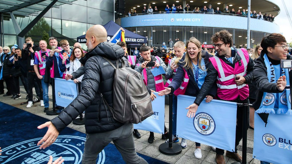City launch Countdown to Kick-off Tour
