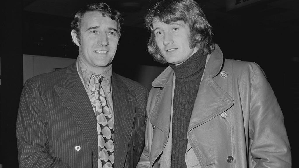 LONDON BOYS: Big Mal and Rodney