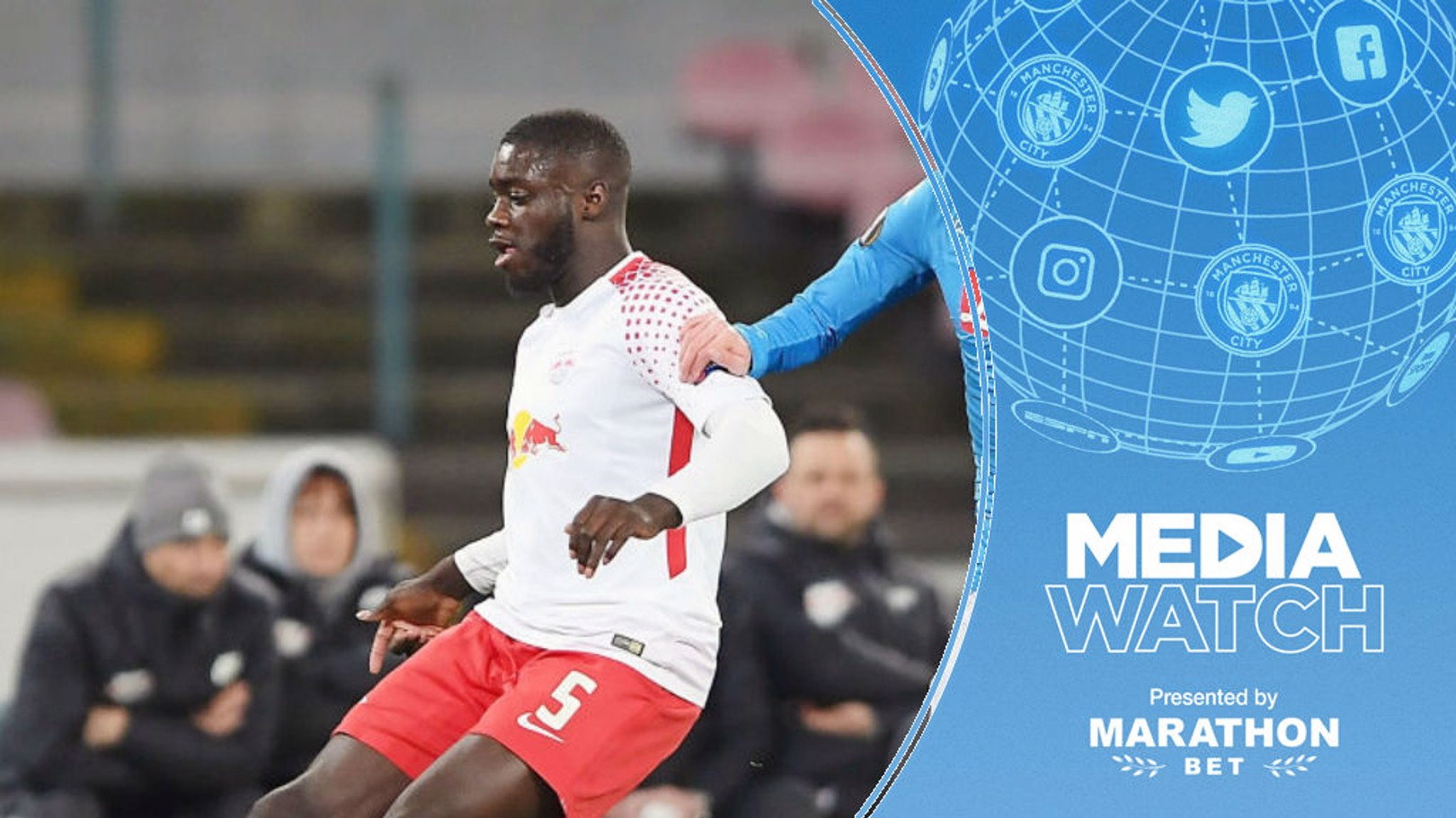 Media Watch: City linked with RB Leipzig defender