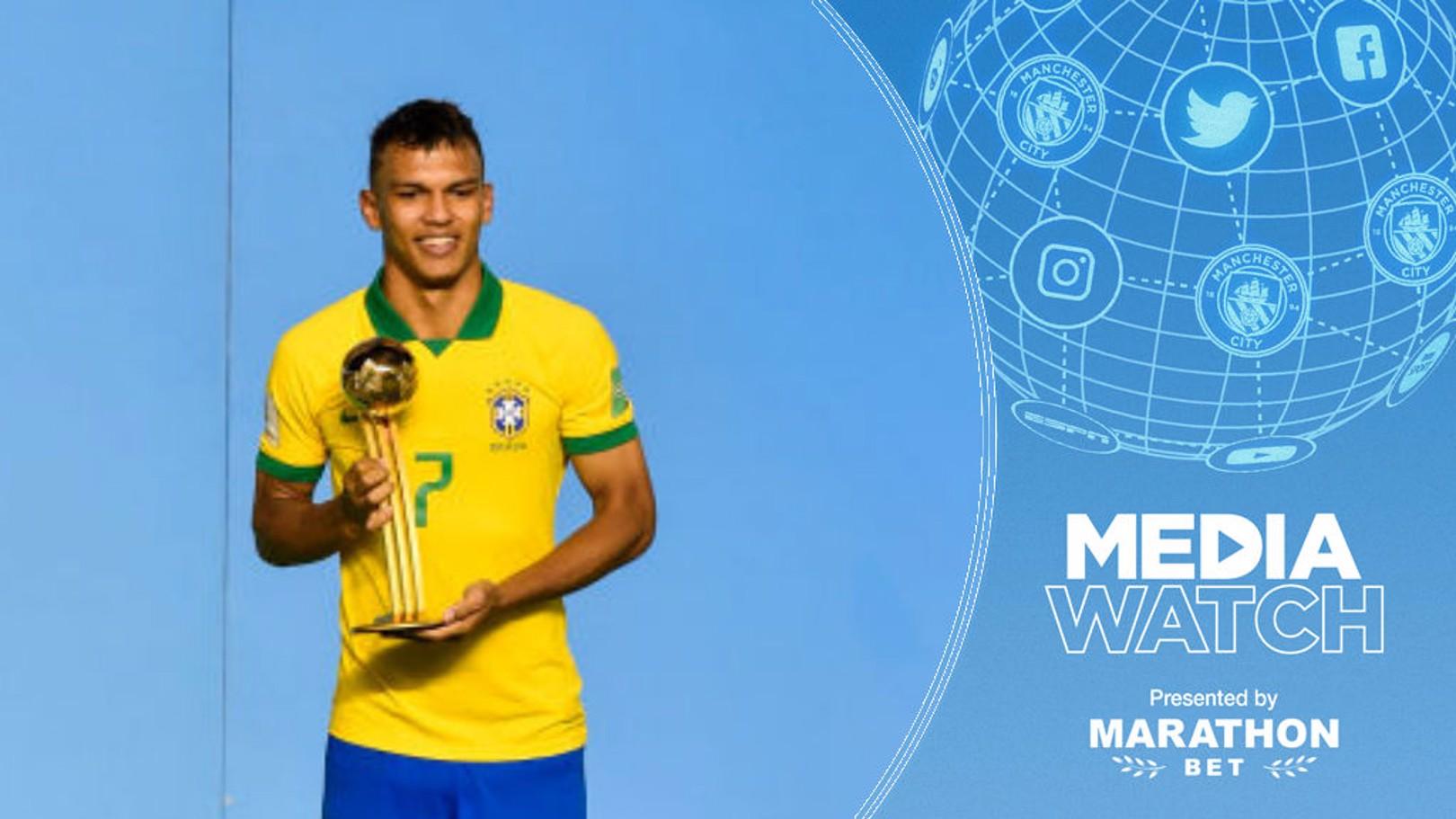 Media Watch: City eye Brazilian wonder kid