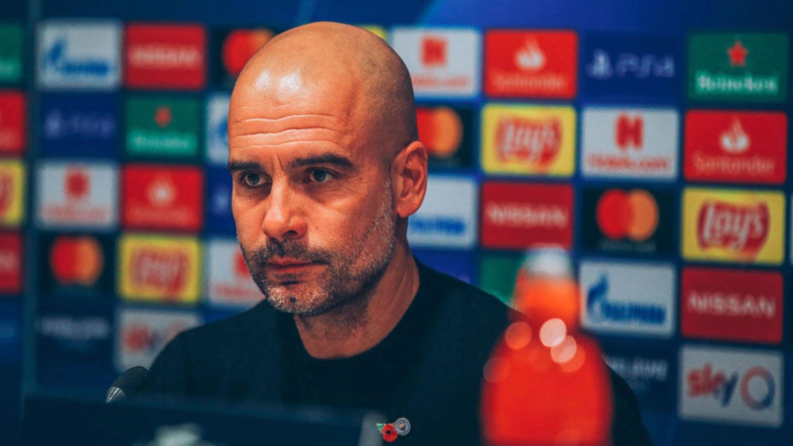 Guardiola: Atalanta Jadi Awal ''Pekan Yang Hebat'