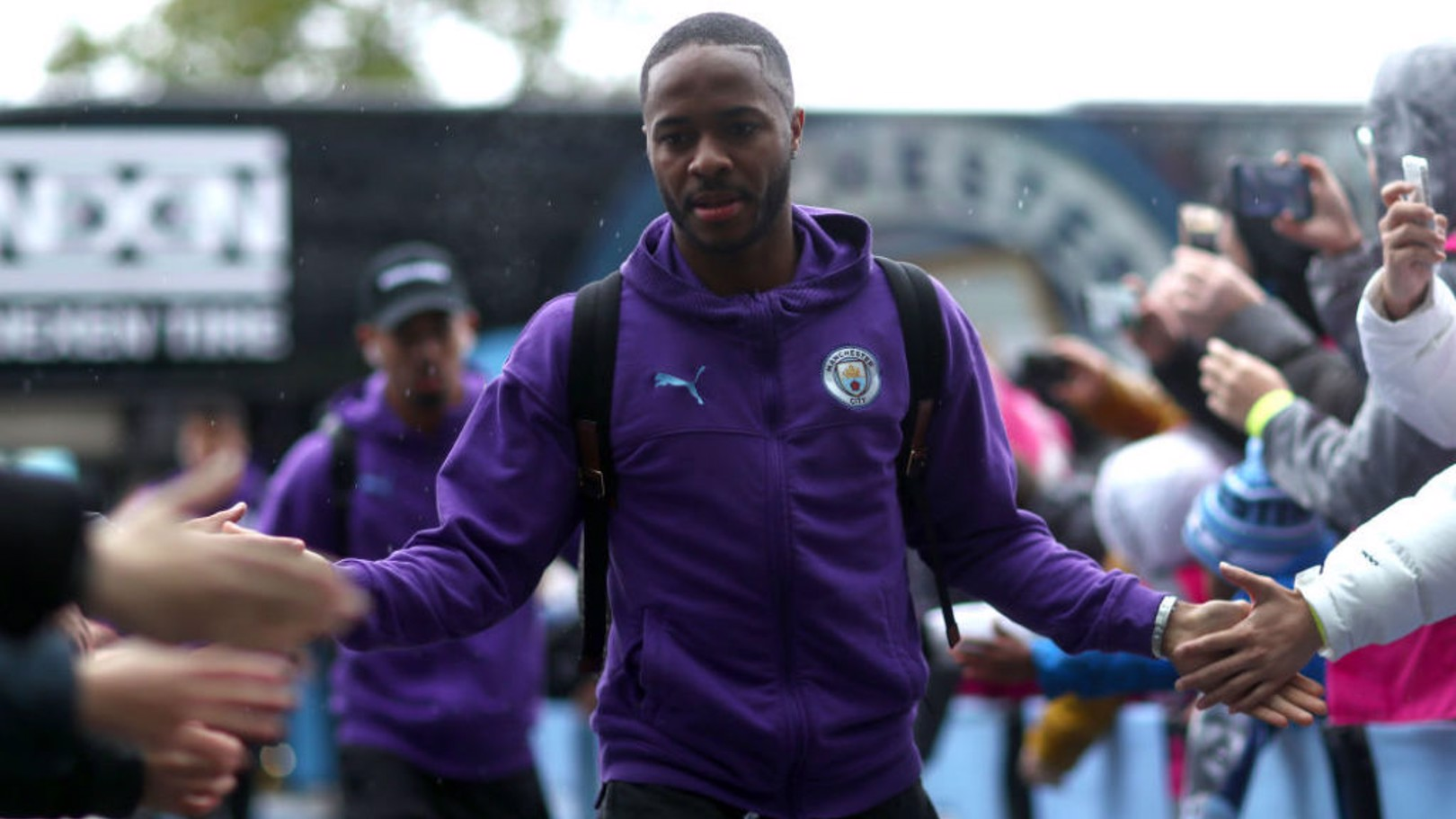 Sterling nominated for Sports Personality of Year