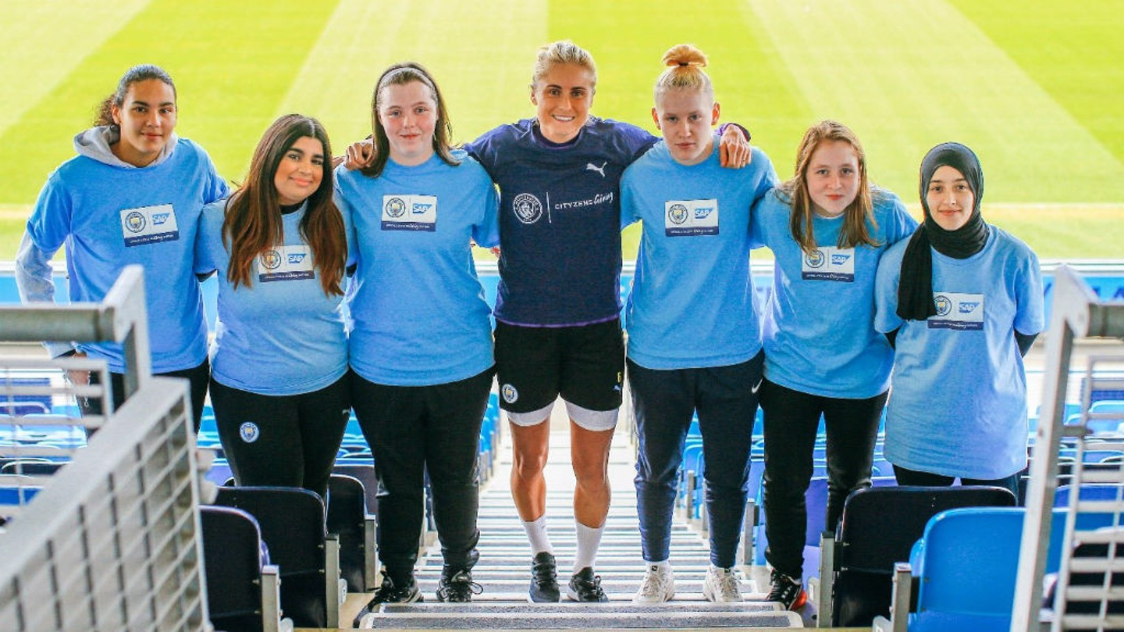 CITC join Women's Football Weekend celebrations