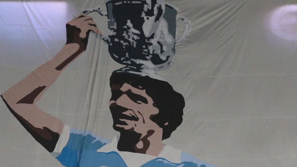 FLAG BEARER: Mike Doyle