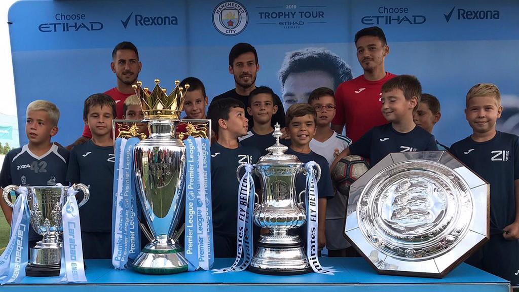 David Silva: Gran Canaria trophy tour special