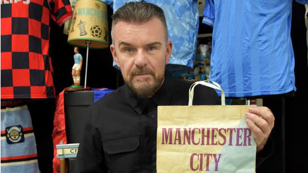 MEMORIES ARE MADE OF THIS: Billy Duffy has spent more than 50 years building up his collection