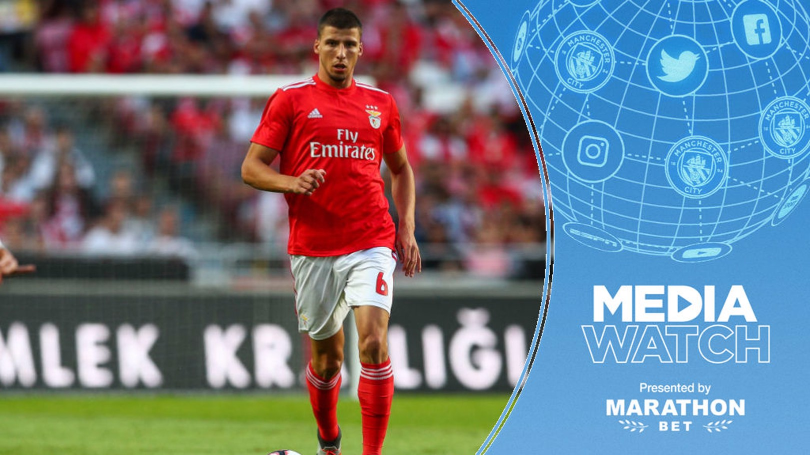 MEDIA WATCH: Are City chasing a new centre-back?
