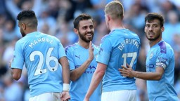 POTM: De Bruyne and Mahrez have been shortlisted for the September award