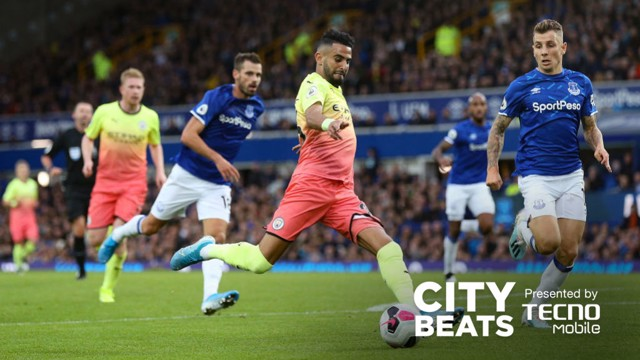 CITY BEATS: An alternative look at our win at Goodison Park