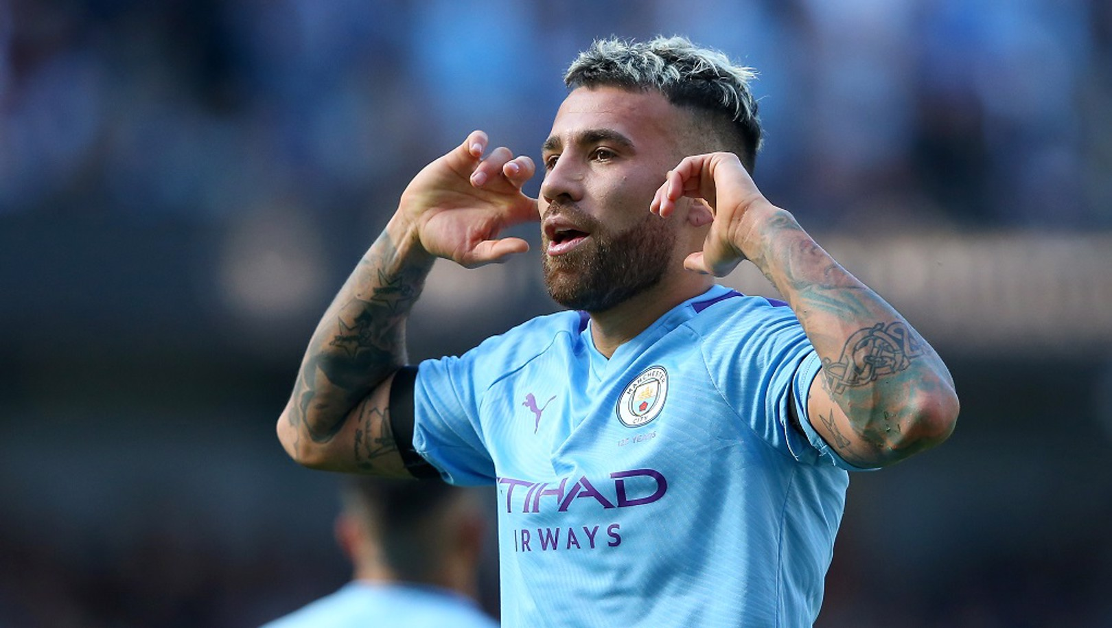 'All going to plan' says Otamendi