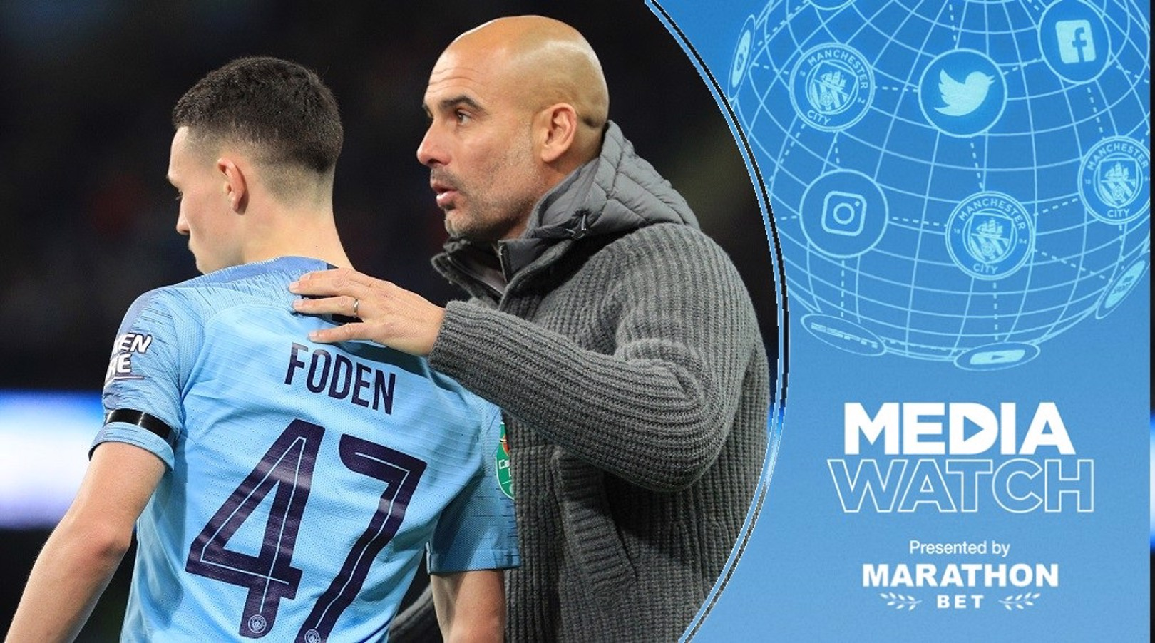 'Not even £500m would buy Foden' says Pep